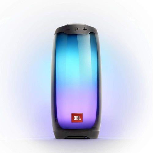 JBL Pulse 4 Parlante Portatil con Bluetooth, Negro