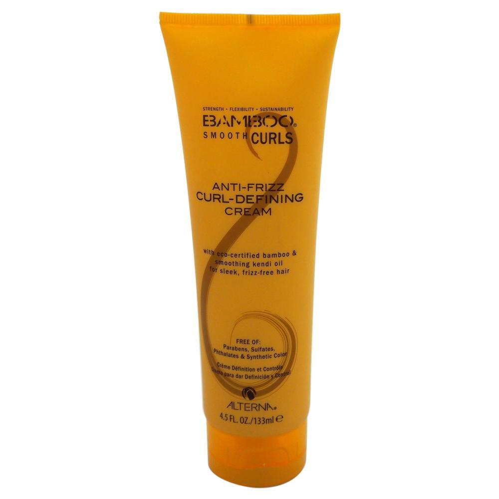 Crema Alterna Bamboo Anti-Frizz Curl-Defining Cream 4.5 oz Éxito - exito.com