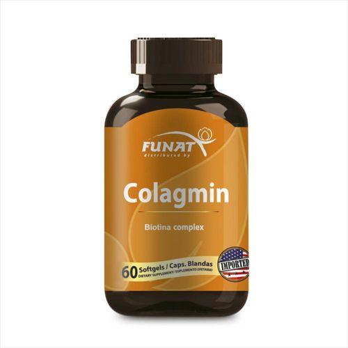 Colagmin complex with biotina 60 cápsulas