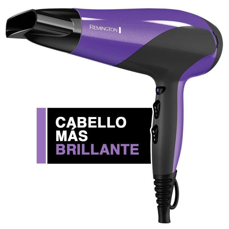 Ideal para cabello sin brillo