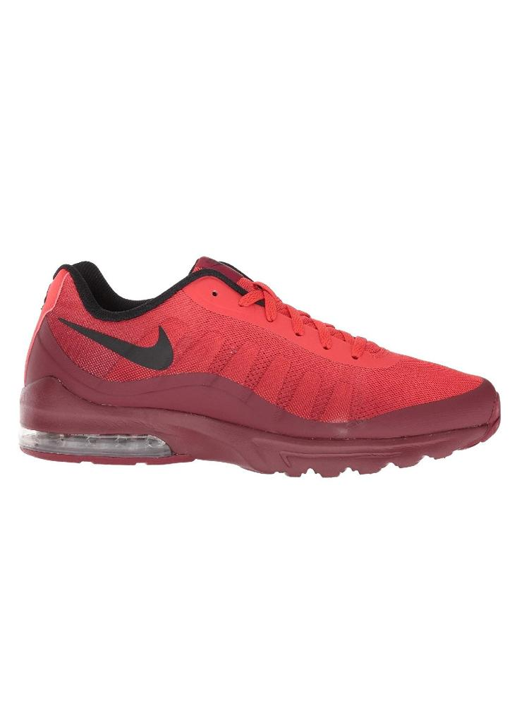 cerrar sistemático excursionismo  Tenis Running Hombre Nike Air Max Invigor Print-Rojo   Éxito - exito.com