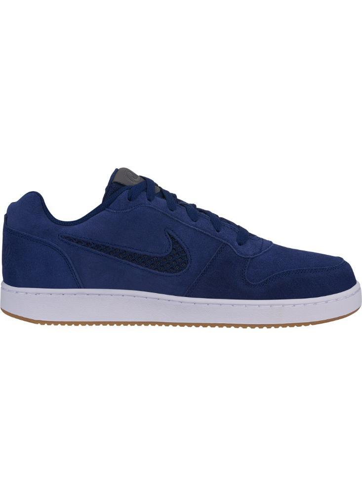 campana crisis declarar  Tenis Hombre Nike Ebernon Low Prem-Azul | Éxito - exito.com