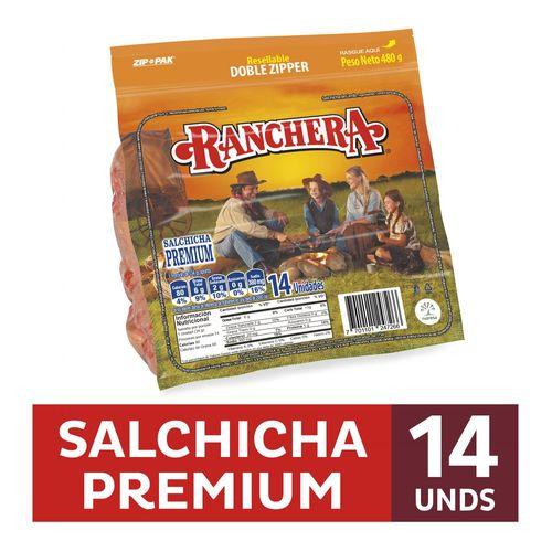 Salchicha Ranchera X 480 G