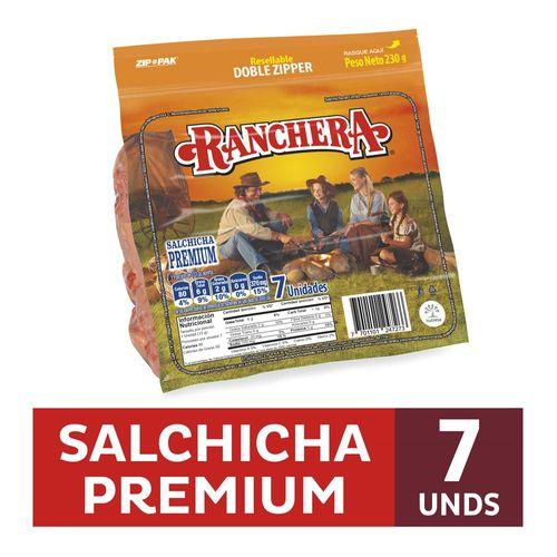 Salchicha Ranchera X 230