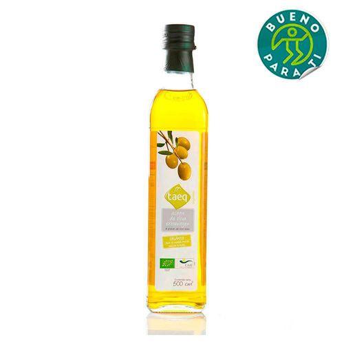 Aceite de oliva taeq extravirgen x 500 ml