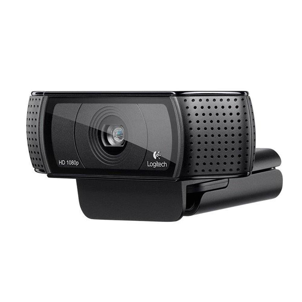 Camara Webcam Logitech C920 Definicion Hd 1080p | Éxito - exito.com
