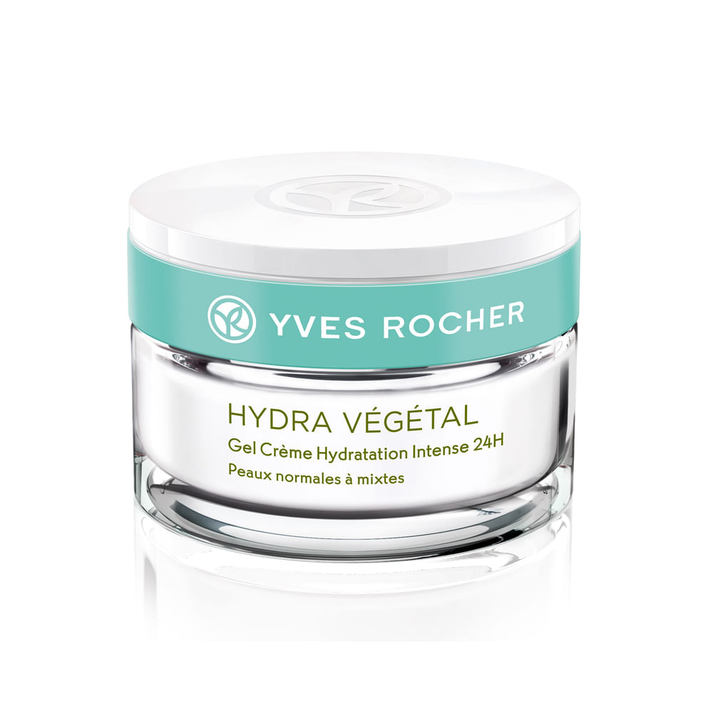 Crema Diaria Gel Hidratación Intensa 24H Yves Rocher Éxito - exito.com