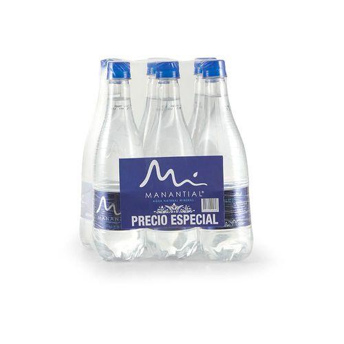 Agua X 6 Unidades