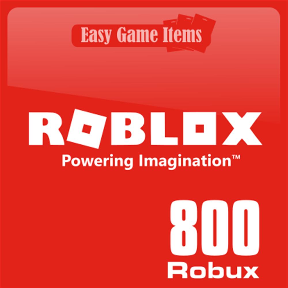 Tarjetas De Robux Imagenes Roblox 800 Robux Codigo Digital Exito Exito Com