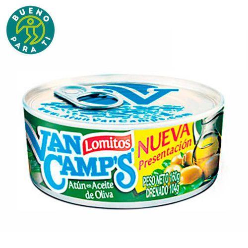 Atun En Aceite De Oliva 160 gr