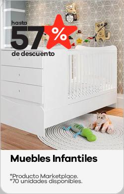 Muebles infantles
