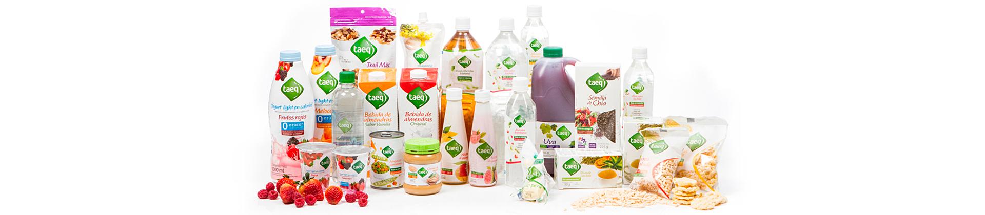Todos los productos Taeq
