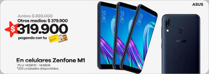 Celulares Zenfone M1
