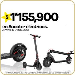 Patineta eléctrica Scooter S350