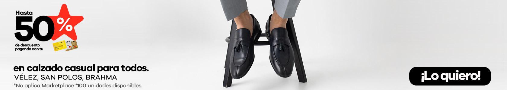 calzado casual