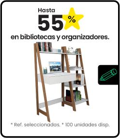 Bibliotecas y organizadores