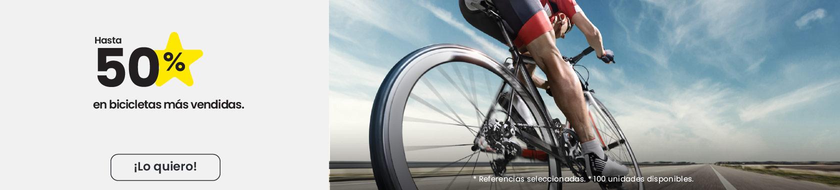 Bicicletas todoterreno